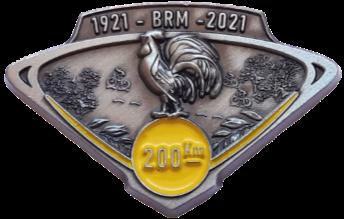 BRM 200 2021 centenaire